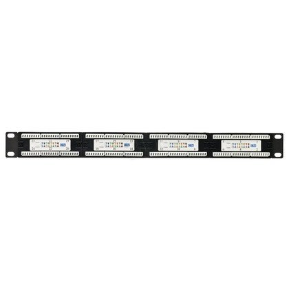 ALANTEC Patch panel UTP 24 porty LSA kat.5e