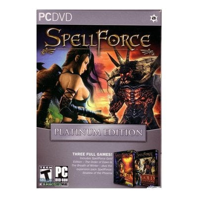 Gra PC Spellforce Platinum Edition (klucz do pobrania)