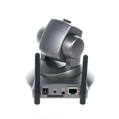 EDIMAX [ IC-7110W] Kamera IP obrotowa [wewnętrzna] [1.3 Mega-Pixel] [Wi-Fi N150] [H.264] [SD Slot] [IR 10m] [PTZ, Plug&View]