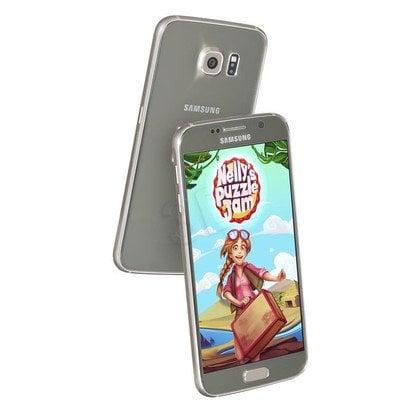 "Smartphone Samsung Galaxy S6 (G920) 64GB 5,1"" złoty LTE"