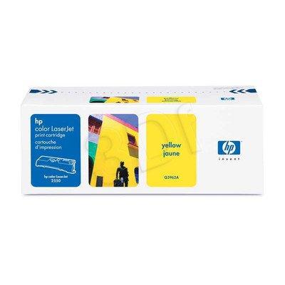 HP Toner Żółty HP122A=Q3962A, 4000 str.