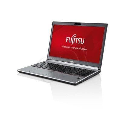 "Fujitsu LIFEBOOK E754 i3-4000M 4GB 15,6"" HD 500+8GB HD4600 Win7P W10P Srebrny 2 y"