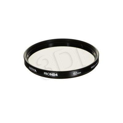Filtr Hoya Szary Pro ND4 62mm