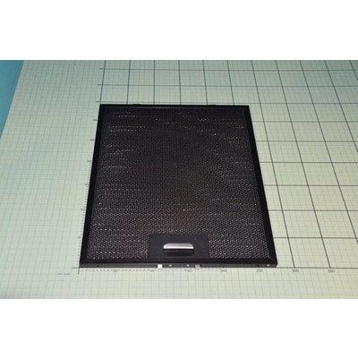 Filtr aluminiowy 275x335 czarny (1030684)