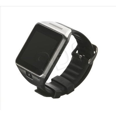 Smartwatch Overmax Touch Srebrno - czarny