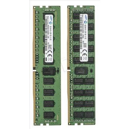 Samsung M393A2G40DB0-CPB3Q DDR4 16GB 2133MT/s (2x8GB) Rejestrowana ECC