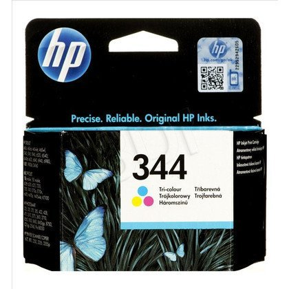 HP Tusz Kolor HP344=C9363EE, 450 str., 14 ml