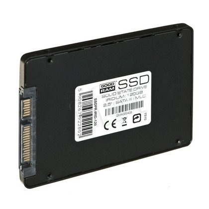 SSD GOODRAM IRIDIUM 120GB SATA III 2,5 RETAIL