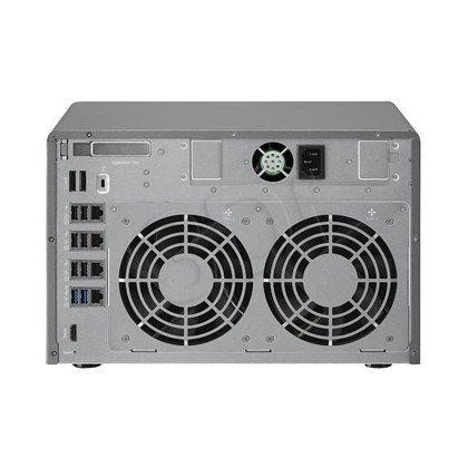QNAP serwer NAS TVS-EC880-E3-8G Tower