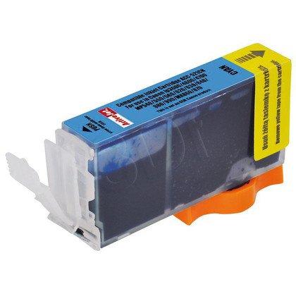 ActiveJet ACC-521C (ACC-521CN) tusz cyan do drukarki Canon (zam. CLI-521C) (CHIP)