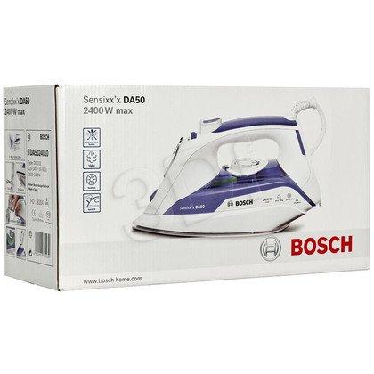Żelazko Bosch TDA5024010(2400W /biało-jagodowy)