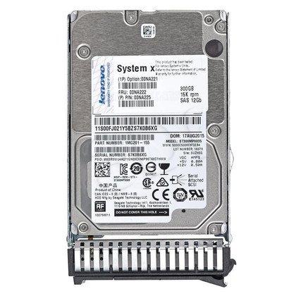 """Dysk HDD LENOVO 2,5"""" 300GB SAS-3 15000obr/min Kieszeń hot-swap 00NA221"""