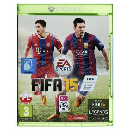 Gra Xbox ONE FIFA 15