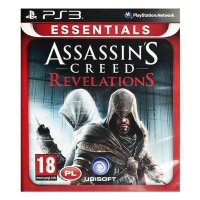Gra PS3 Assassins Creed Revelations Essentials