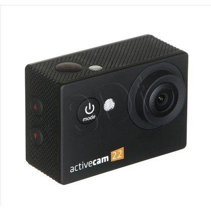 Kamera sportowa Overmax ActiveCam 2.2 1080p Czarny