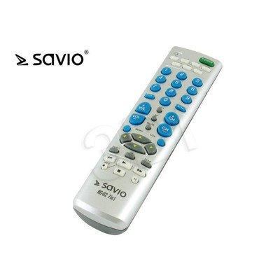 Pilot Uniwersalny Savio rc-02 (Odtwarzacze DVD,TV,Dekodery TV cyfrowej,Systemy audio...)