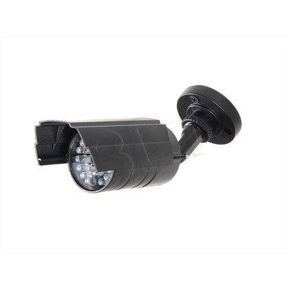Atrapa kamery tubowej IR1500 IR Czujnik zmierzchowy (czarna)