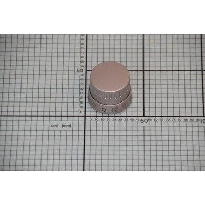 Pokrętło funkcji piekarnika scandium A 10609 inox (9062544)