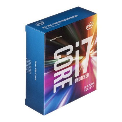 Procesor Intel Core i7 i7-6700K 4000MHz 1151 Box