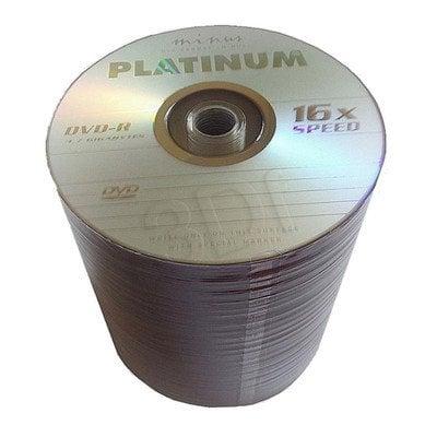 DVD-R PLATINUM 4,7 GB 16X SZPINDEL 100