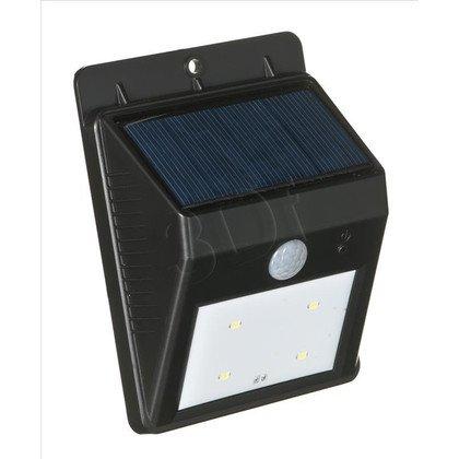Lampa solarna Dioda LED SL09P Czarny