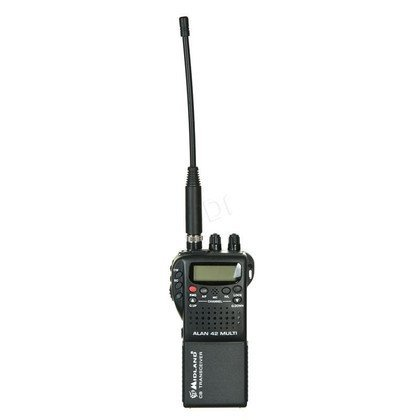 Radio CB ALAN-42 PLUS MULTI reczne