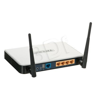 TP-LINK [TL-WR1042ND] Bezprzewodowy router, standard N, 300Mb/s, gigabitowe porty Ethernet