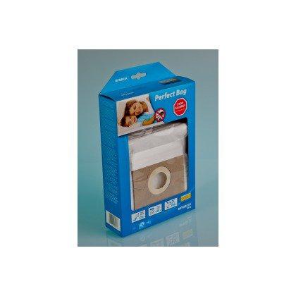 Worki De Longhi Cleos XTH 170/Orbit XTD 3080 E/Orbit XTD 3095 E/XTD 3070 E/XTD 3080 ET - 4 szt. + filtr (MPMB02K)