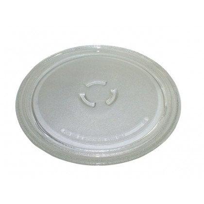 Talerz szklany kuchenki mikrofalowej Fi280mm Whirpool (481246678407)
