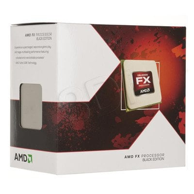 Procesor AMD FX 6350 X6 3900MHz AM3+ Box