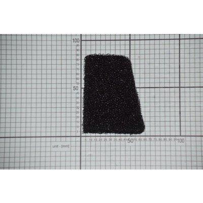 Filtr wylotowy gąbka (1034336)