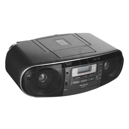 Radioodtwarzacz Panasonic RX-D55AEG-K czarny