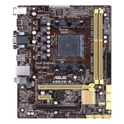 ASUS A88XM-E A88X SFM2+ (PCX/DZW/VGA/GLAN/SATA3/USB3/RAID/DDR3) mATX