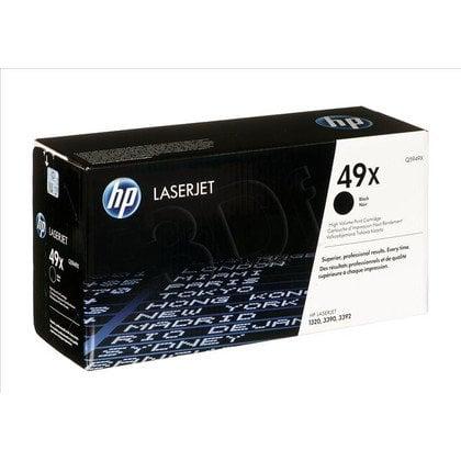 HP Toner Czarny HP49X=Q5949X, 6000 str.