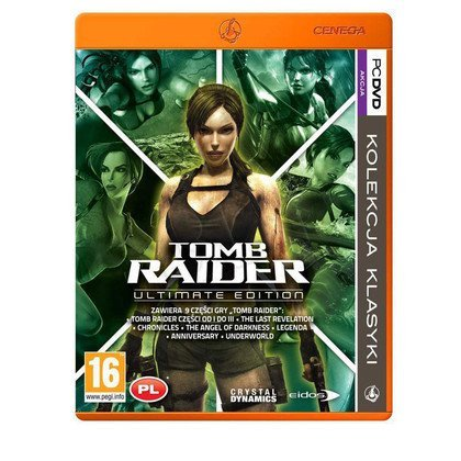 Gra PC PKK Tomb Raider Ultimate Edition