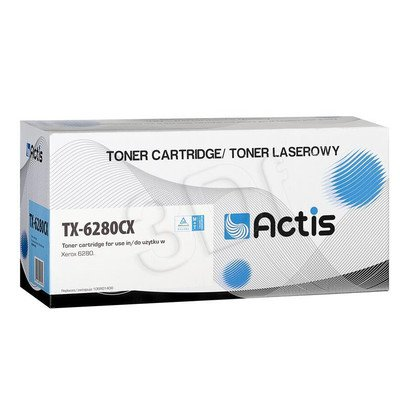 Actis toner do Xerox 106R01400 new TX-6280CX