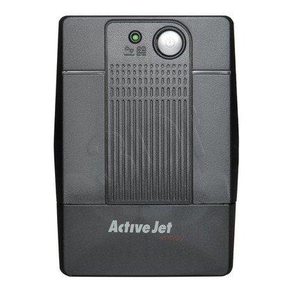 ActiveJet UPS AJE-500VA LED/USB/4xIEC/7Ah