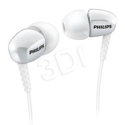 Słuchawki douszne Philips SHE3900WT/00 (Biały)