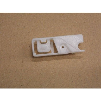 Zawias szyby biały kompletny (1001027)