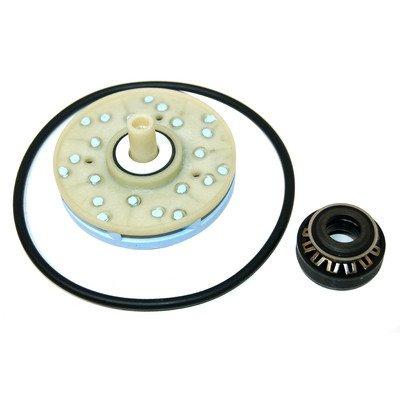 Turbinka z uszczelnieniami pompy myjącej zmywarki Whirlpool (481251528079)