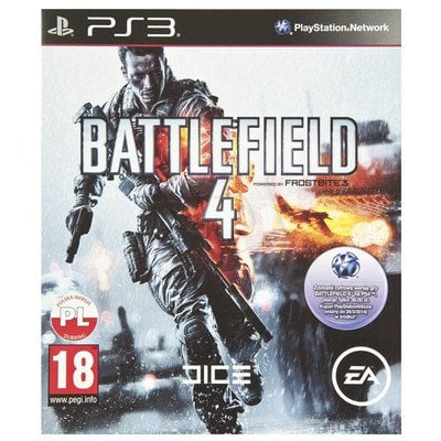 Gra PS3 Battlefield 4