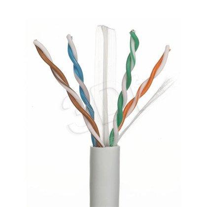 ALANTEC kabel UTP kat.6 LSOH KIU6LSOH305 305m szary