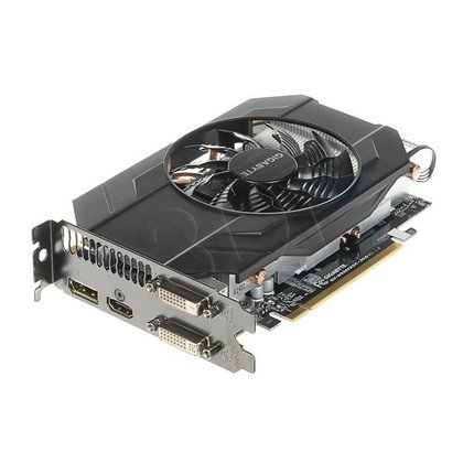 GIGABYTE GeForce GTX 960 2048MB DDR5/128bit DVI/HDMI/DP PCI-E (1228/7010) (wer. OC) (IX - krótka)