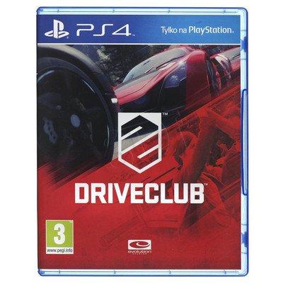 Gra PS4 Driveclub