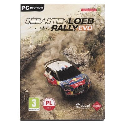 Gra PC Sebastien Loeb Rally Evo