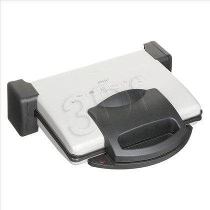 Grill elektryczny Bosch TFB3302V (1800W stołowy-zamykany, aluminium-antracyt)