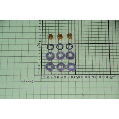 Kpl dysz PG5.20 -3 gaz płynny 37mbar (8026737)