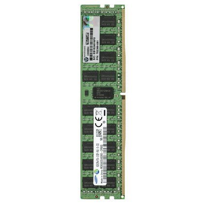 HP 16GB 2Rx4 PC4-2133P-R Kit [726719-B21] (Gen 9)