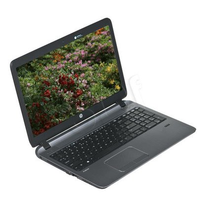 """HP ProBook 450 G2 i7-5500U 4GB 15,6"""" HD 500GB HD5500 Win7P Win8.1P Czarny K9K60EA 1Y"""