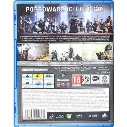 Gra PS4 Dragon Age Inkwizycja